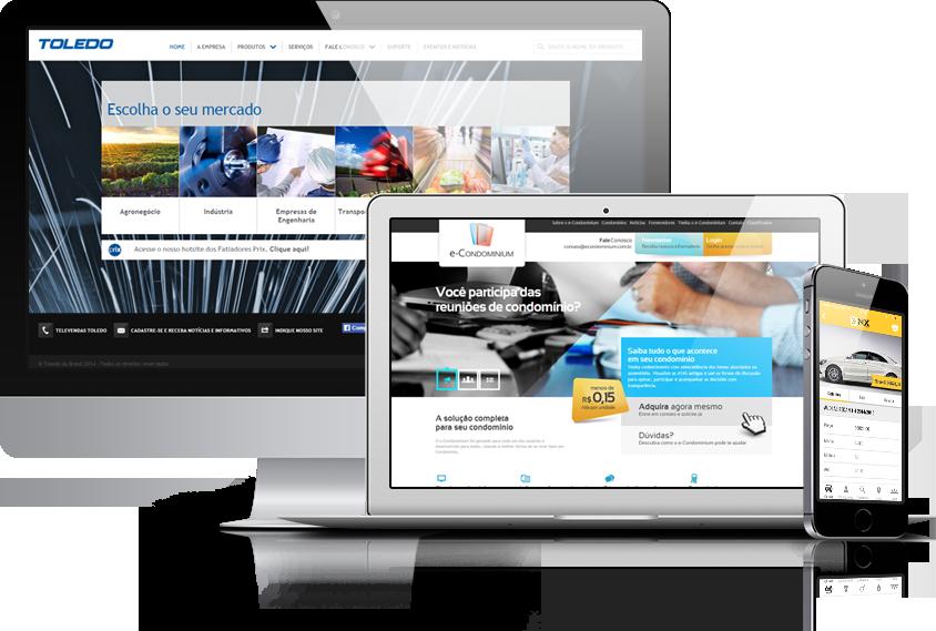 Criação de Websites é com a FEB Informática