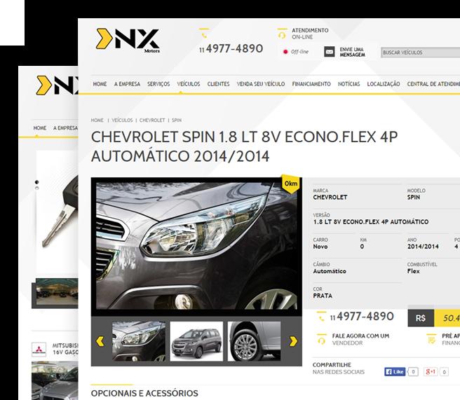 NX Motors